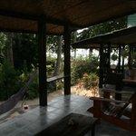 Bungalow Ayutthaya n° 4 - terrasse