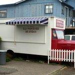 Ice Cream Truck @ Winery