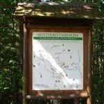 trekking map