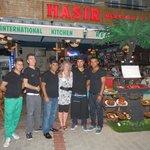 Hasir Restaurant, May 2012