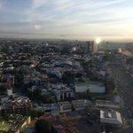 Guadalajara vista desde el hotel