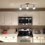 Awesome condo kitchen Doral 1104