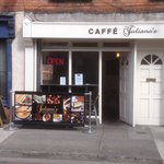 Caffe Juliano's outside front