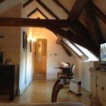 Wood Beam Suite