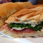 Tonino Lamborghini Pastacaffe - parma sandwich
