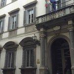 Relais Santa Croce front off Via Ghibellina