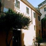 ROMA:  Villa della Fonte in Trastevere