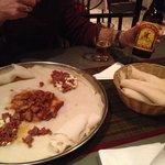 Kitfo, Injera & beer