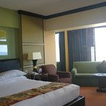 room on 15th floor