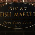 The Best Fish Recipe starts in our Fish Market - 4 doors down from our restaurant