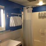 Bathroom in king junior suite