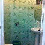 Bathroom in Samuel room