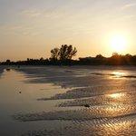 Beautiful beach - a 5 minute walk away