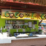 Coco Loco Pool bar