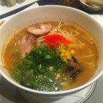 Miso Ramen Soup with pork