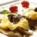 ravioli truffe