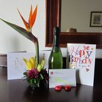 Thank you for my birthday gift great hotel Riu