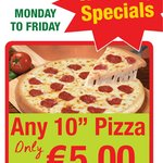 weekday special offers