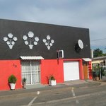 Front of Cozy B&B, Steynsburg