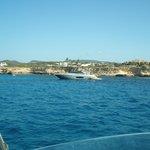 Descubriendo Ibiza desde el barco