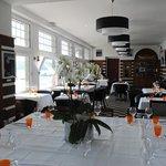 Restaurant La Passerelle Du Clair De Lune