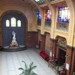 Gellert Baths hall