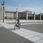 at the palacio real