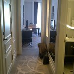 Room 206 - Corridor into main bedroom from entrance