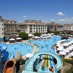Unter Deutschen Stammgaesten Sehr belibtes Hotelanlage