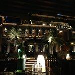 Ausblick vom Restaurant aus