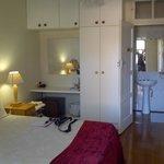 Bedroom at Hunters Lodge