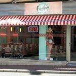 Fachada del restaurante Peggy Sue´s
