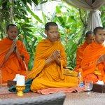 Songkran, Thai New Year at Anantara, a special privilege