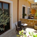 Junior Suite con veranda