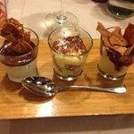 Tris di dessert