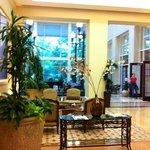 Lobby-Rotary House