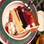 Sampler Cake for Dessert