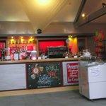 The Bar/Servery
