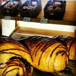 bringing the best together, CHOCOLATE & CROISSANT!