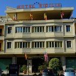 Dies ist die korrekte Ansicht des Hotels Sicilia in Enna!