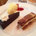 Trio Dessert