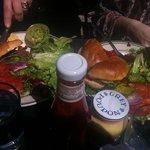 burger dumont en terrasse