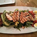 Blackened Chicken Cobb Salad at City Kitchen