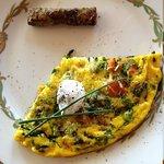 beautiful delicious breakfast