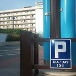 entree parking payant 10 euros marmara merci