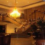 Interior del comedor del hotel