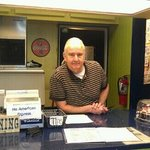 Steve will take great care of you at Sloopy's!