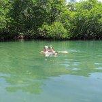 First snorkeling spot