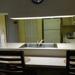 Counter & Kitchen in unit #308