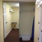 Another closet in the walk in closet between master bedroom & bathroom in unit #308